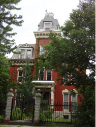 """""""Medium at the Mansion"""" and Luncheon - Jacob Henry Mansion Estate"""